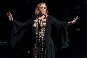 Adele Screams At Paparazzi After Friend's Wedding