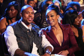 """Shannon Brown Calls Monica His """"Forever Valentine"""""""
