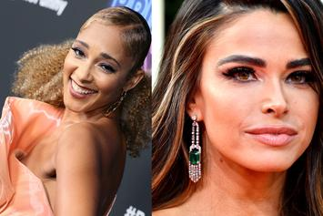 """Amanda Seales Checks """"Extra"""" TV Host After """"Newbie"""" Comment On """"The Real"""""""