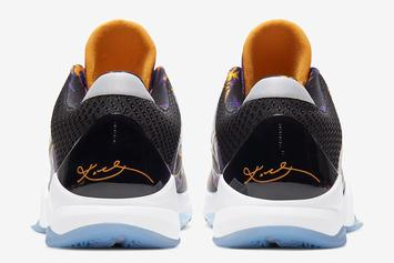 "Kobe Bryant's ""Lakers"" Nike Kobe 5 Release Date Revealed"