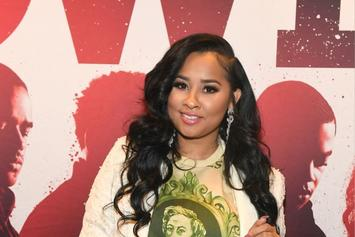 "Tammy Rivera Hosts ""Silent"" Album Listening Party With Da Brat"