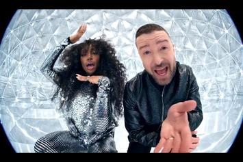 "SZA & Justin Timberlake Present Flashy Visual For Funky Collab ""The Other Side"""