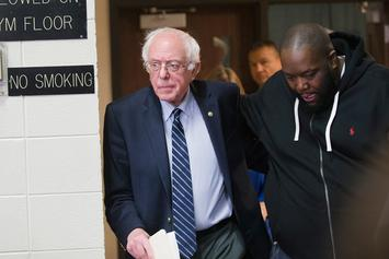 Killer Mike Reacts To Claims That He's On Bernie Sanders Payroll