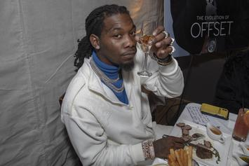 """Offset Expresses Gratitude For """"NCIS"""" Role: """"One Of The Biggest Moves Of My Career"""""""