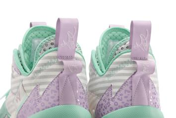 Russell Westbrook Debuts New Sneaker Inspired By His Twin Girls