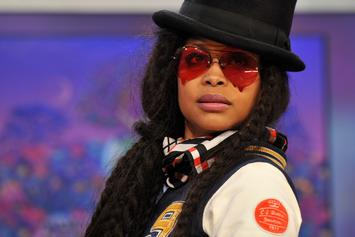Erykah Badu Hints At New Music With The Quarantine In Effect