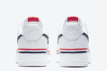 Nike Air Force 1 Low Receives 4th Of July Makeover: Photos