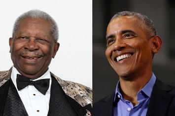 Barack Obama Letter To B.B. King Hits Auction Block For $17,500