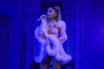Ariana Grande & New Boyfriend In Quarantine Together: Report