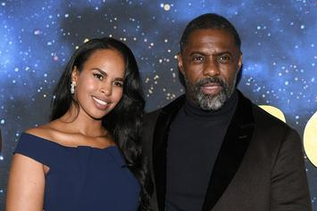 """Idris Elba's Wife Dragged For Acting """"Excited"""" About Catching Coronavirus"""