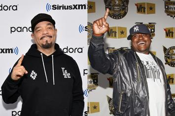 Ice-T Lends Support To Scarface Following Coronavirus Diagnosis