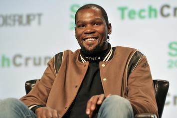 Kevin Durant Recovers From Coronavirus