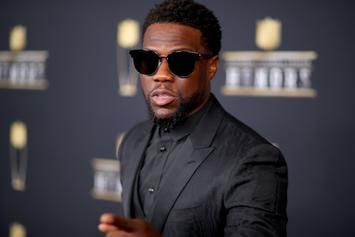 "Kevin Hart Revives ""Chocolate Droppa"" & Spits Quarantine Bars On IG"