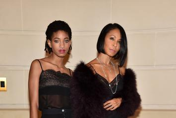 "Jada Pinkett Smith Was Very Concerned About Willow's ""Excessive Weed Smoking"""