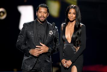 Ciara & Russell Wilson's Jimmy Fallon Interview Gets Interrupted By Host's Daughter