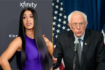 Cardi B Blames Lack of Young Voters For Bernie Sanders Dropping Out