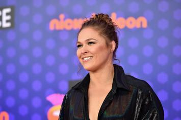 Ronda Rousey Attacks Wrestling Fans, Speaks On WWE Future