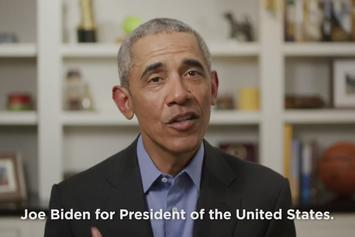 Barack Obama Officially Endorses Joe Biden For President