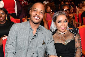 T.I. & Tiny's 4-Year-Old Daughter Heiress Takes On #SavageChallenge