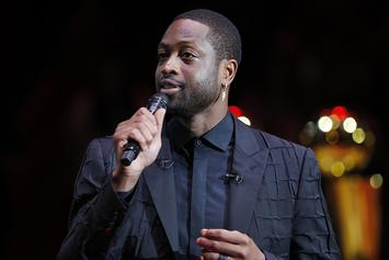 Dwyane Wade Names His Top 5 NBA Players Ever