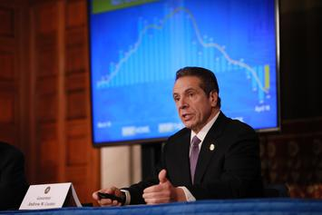 New York Pushes Stay-At-Home Order Through May 15