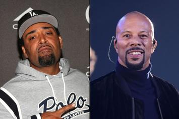 "Mack 10 Explains Fat Joe ""Saving Common's Life"" During Altercation Years Ago"