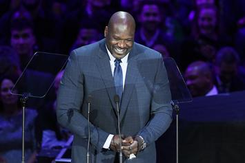 Shaq Speaks On Kobe Bryant's Death And How He Mourned Him