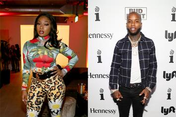Tory Lanez & Megan Thee Stallion Catch Heat For Linking Up At Her House