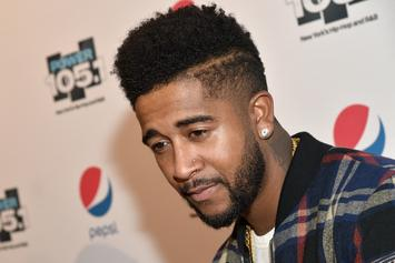 "Omarion To Address Apryl Jones & Fizz Drama On Zeus Show ""The Connection"""