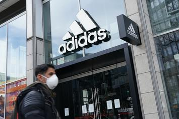 Adidas Experiences Massive Q1 Profit Decrease Due To COVID-19