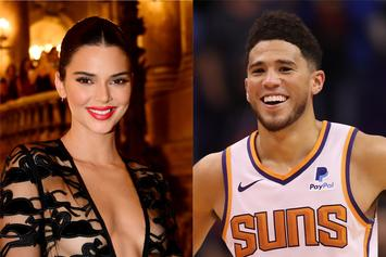 Kendall Jenner & Devin Booker Take A Coronacation