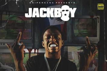 "Jackboy's ""Jackboy"" Self-Titled Album Review"
