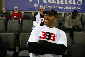 LaVar Ball Reacts To His Sons Signing With Jay-z's Roc Nation