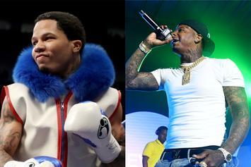 """Gervonta Davis Shows Off New Corvette After Calling Moneybagg Yo's """"Middle Class"""""""