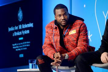 Meek Mill Has One Major Concern As He Prepares For Milan Harris To Give Birth