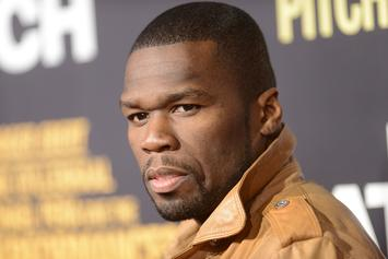 50 Cent Livid Over New Mural Of Him As 6ix9ine