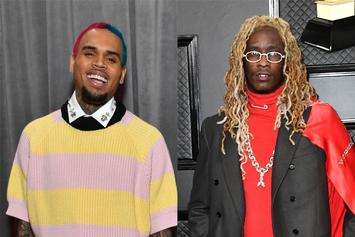 "Stream Chris Brown & Young Thug's ""Slime & B"" Mixtape"