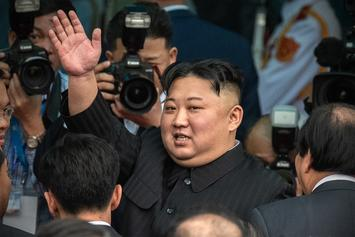 Kim Jong Un Body Double Conspiracies Float After Photos Emerge