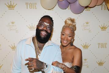 Rick Ross' Pregnant Baby Mama Claims He Makes No Effort To See Kids: Report