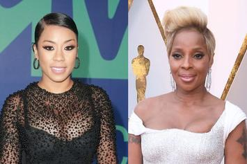 Keyshia Cole Can't Get Mary J. Blige To Agree To A Collaboration