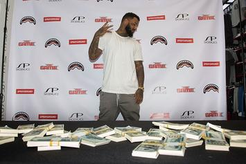 The Game Is Giving Away $20,000 To Four Fans
