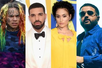 HNHH TIDAL Wave: 6ix9ine, Drake, Kehlani, & NAV Shine This Week