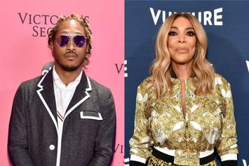 Wendy Williams Humiliates Future & His New Baby Mama