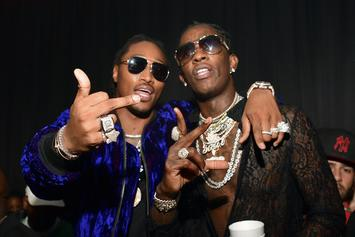 "Future On Working With Young Thug & Travis Scott For ""High Off Life"""