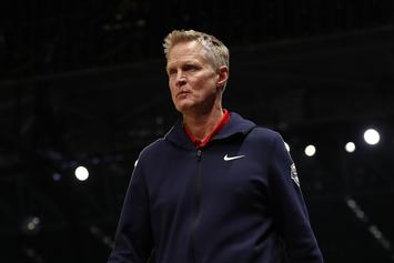 "Steve Kerr Emotionally Speaks On Father's Murder In ""The Last Dance"""