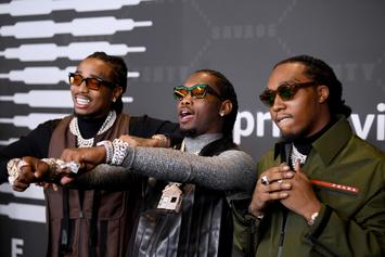 "Migos Chats Next Album On ""Young Money Radio,"" Quavo Inspired By Lil Wayne"