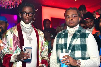 Gunna Declares Young Thug The Best Rapper Alive