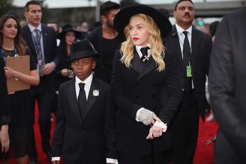 Madonna Posts Video Of Black Son Dancing To Michael Jackson In Honor Of George Floyd