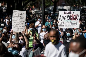 George Floyd, Ahmaud Arbery, & Breonna Taylor Protests Planned For Atlanta Today