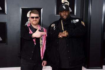 """Run The Jewels """"RTJ 4"""" Will Be Available For Free In Wake Of Protests"""